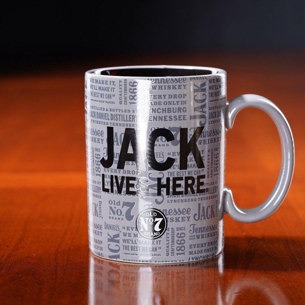 Jack Daniel's Retired Department 56 Mug Jack daniels