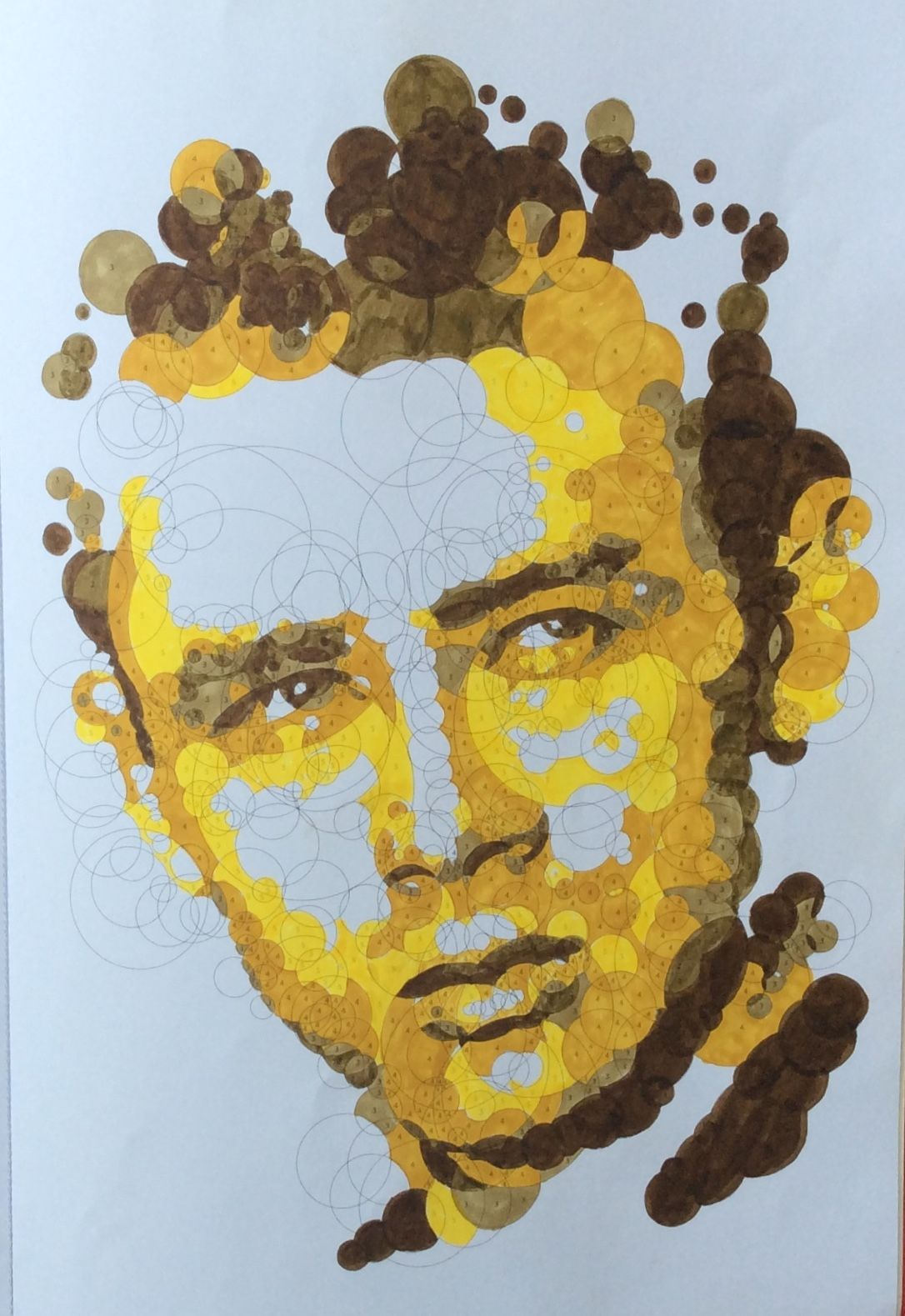 Querkles Icons James Dean Querkles Querklesicons Painting Art Coloring Books
