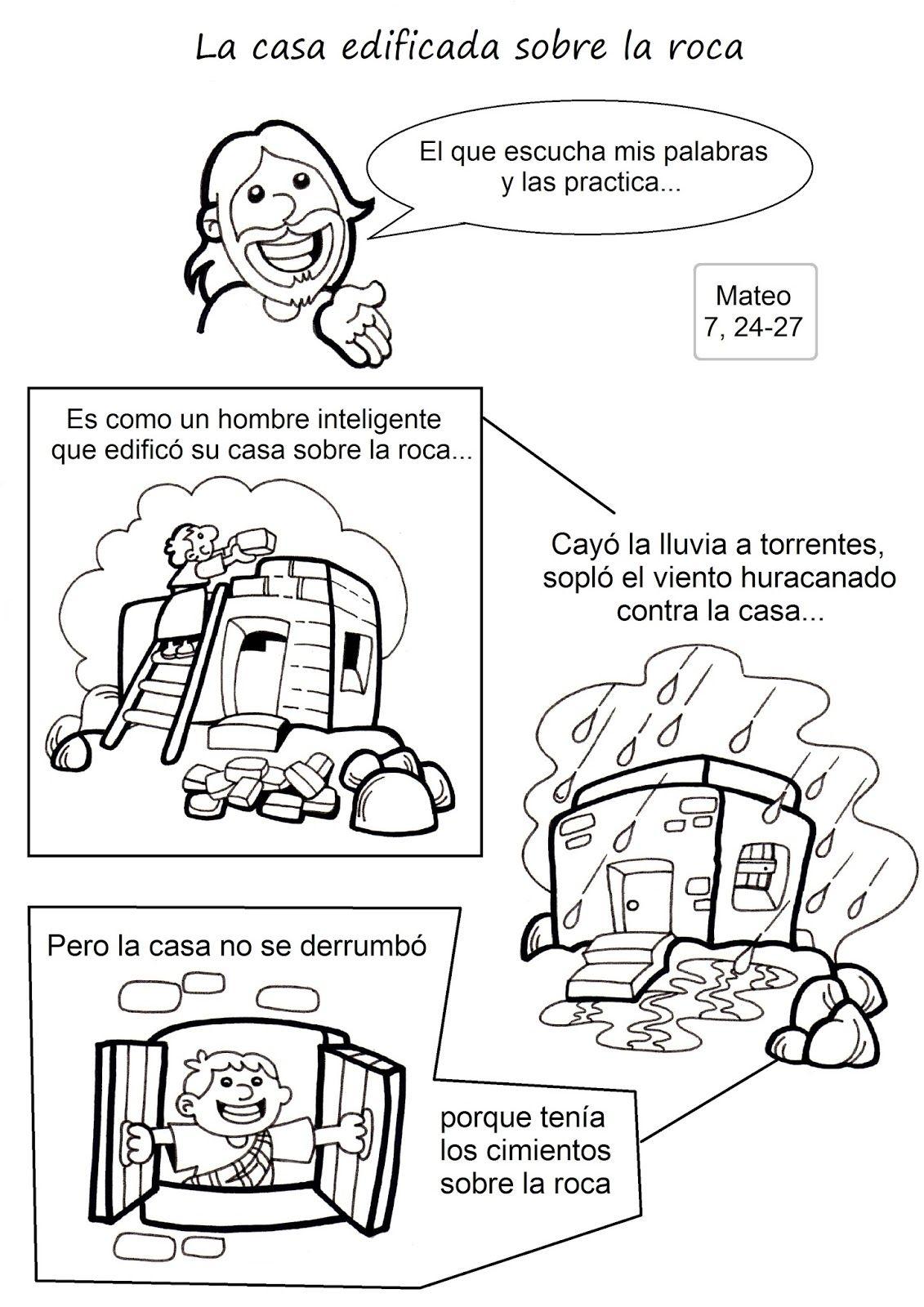 Pin De Devocion Total Net En Dibujos Biblicos Escuela Dominical