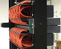neat patch cable organizer