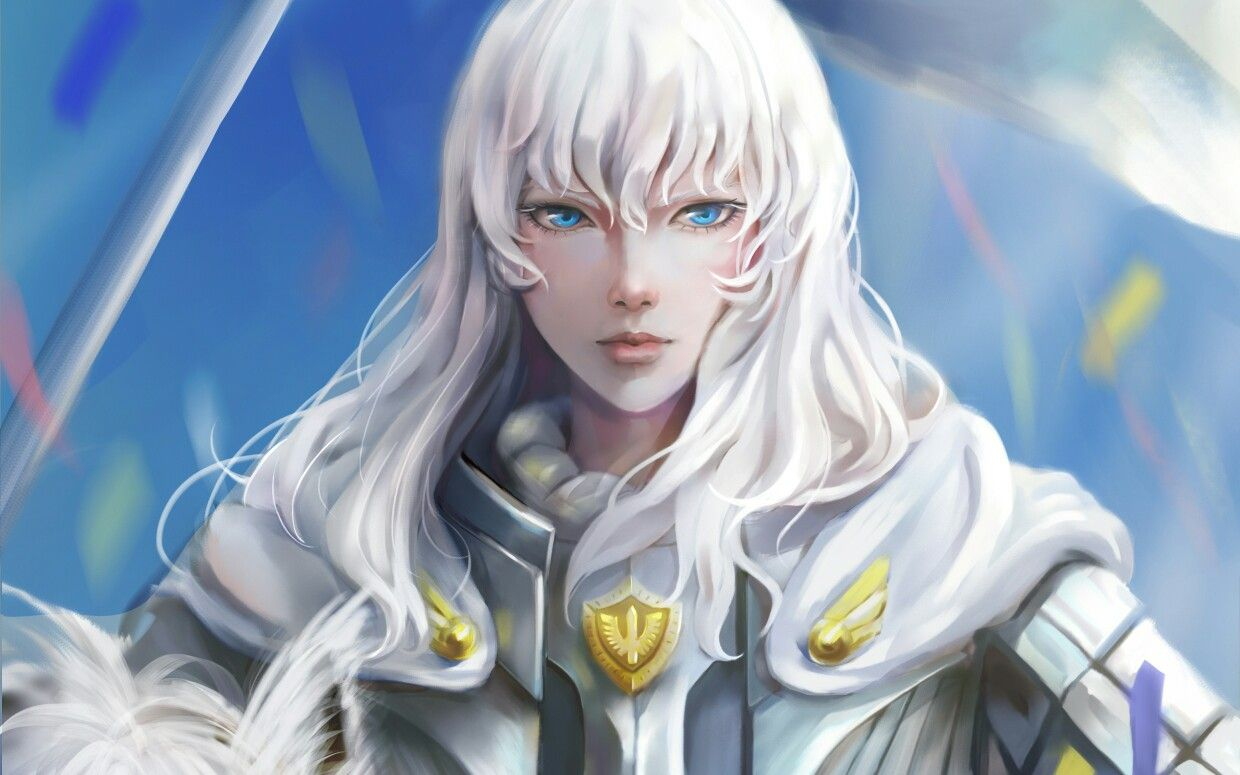 Pin by Marika Lawliet on Griffith   Anime, Griffith ...