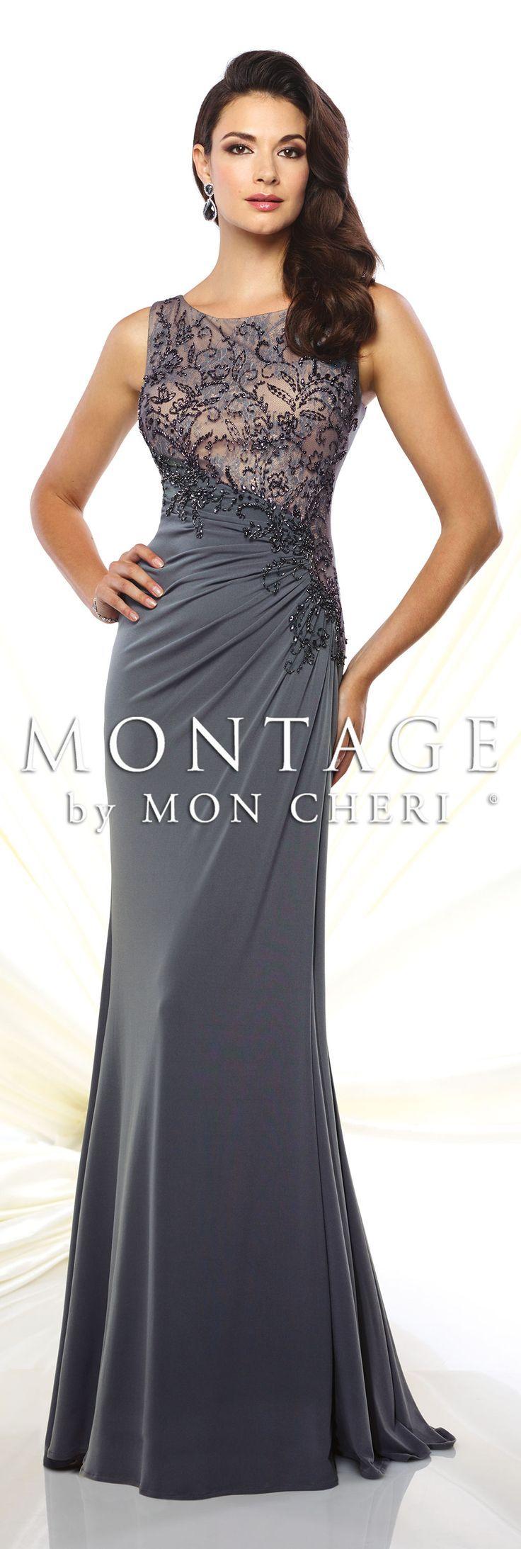 Mon Cheri Mother of the Bride Short Dresses