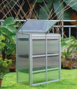Amazon.com : Nursery Greenhouse By EarthCare Greenhouses : Patio, Lawn U0026  Garden