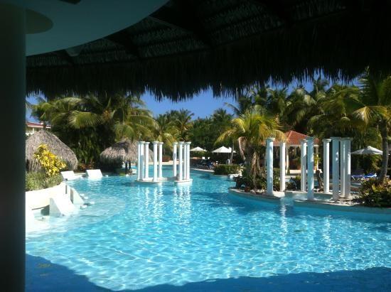 gabi pool picture of the level at melia caribe tropical bavaro tripadvisor