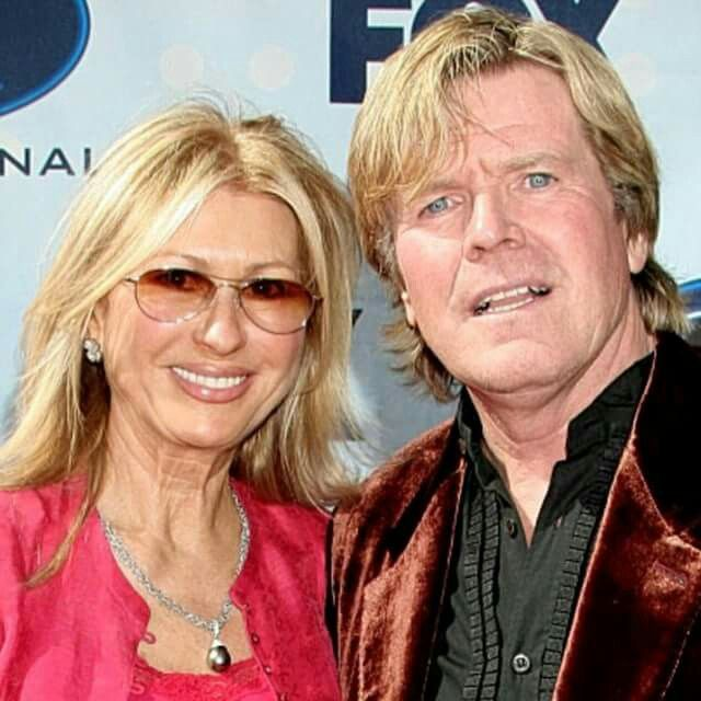 Celebrity Wedding Singers: Beautiful Current Pic Of Peter Noone & Wife Mireille