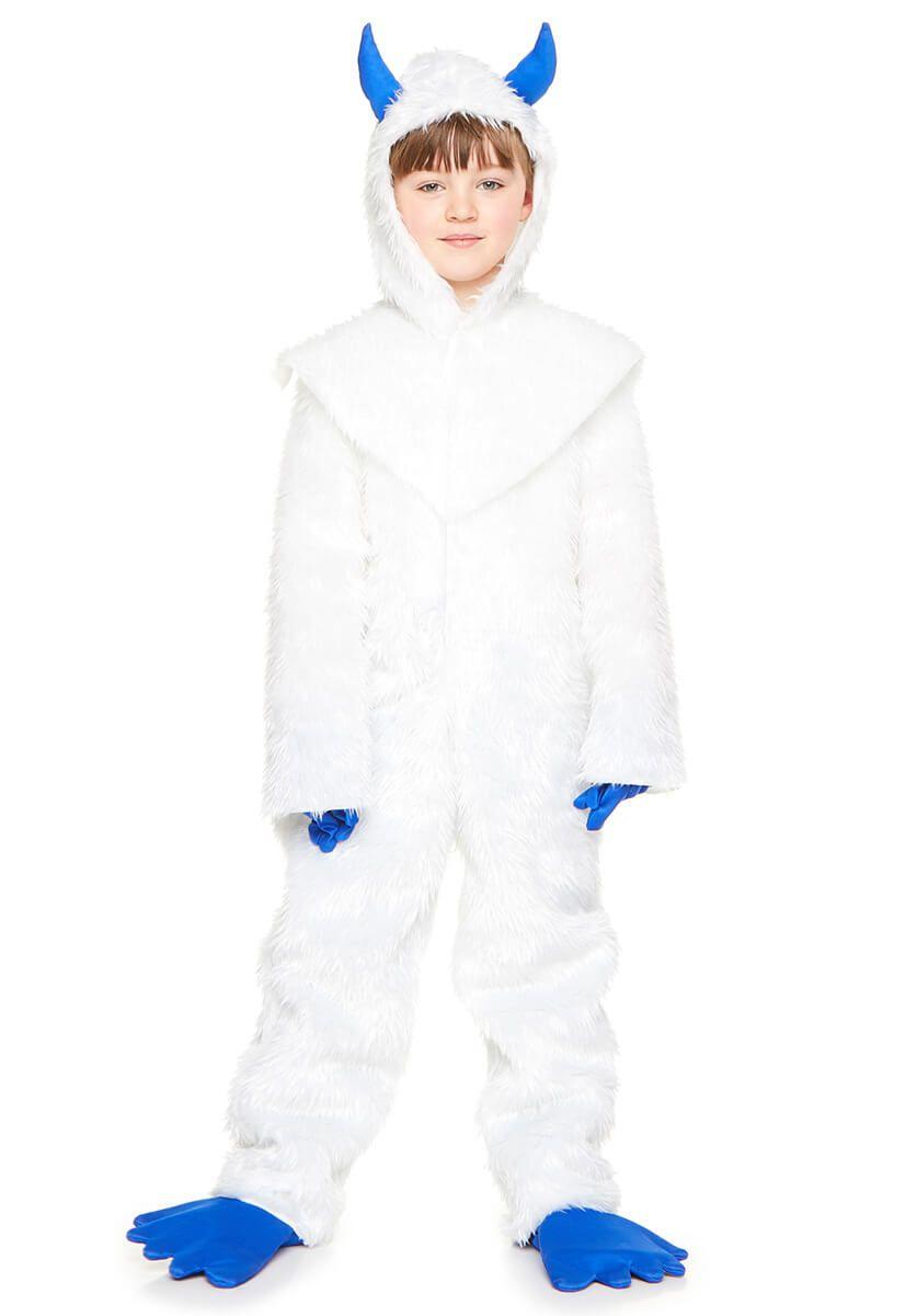 High Quality Yet Costume, Child #yeti