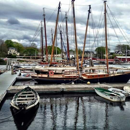 Camden Harbor,  ME