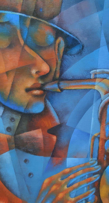 Blue Dream (2020) Oil painting by Eugene Ivanov | Artfinder