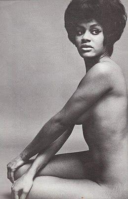 girls pin up Ebony nude