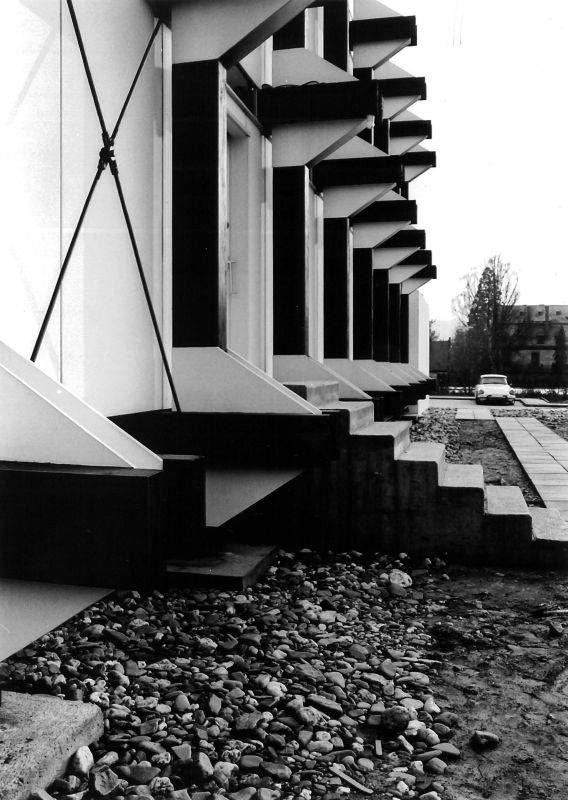 Architekt Bad Honnef haus mayer kuckuck bad honnef 60s 70s architecture