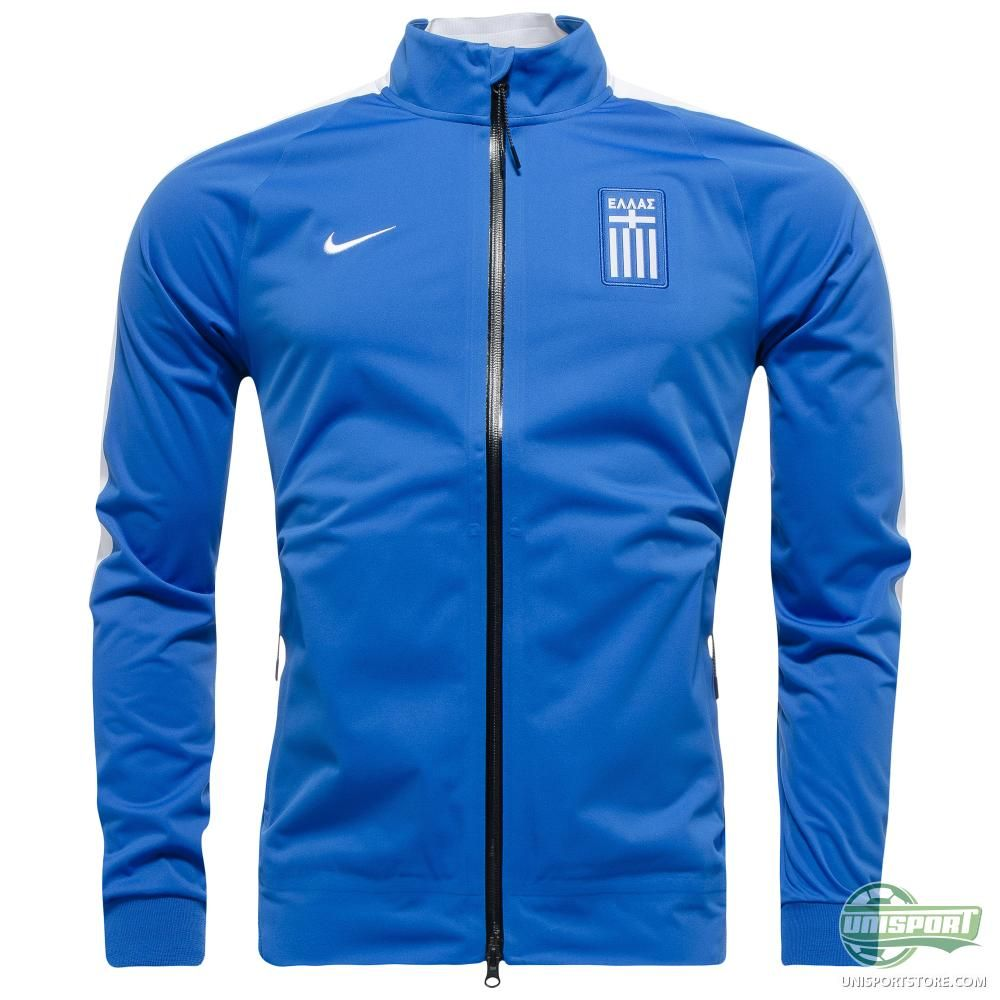 Nike Greece Jacket Hoodie Jackets Nike Jacket Athletic Jacket [ 1000 x 1000 Pixel ]