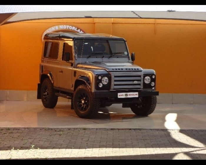 2012 Land Rover Defender 90 Puma 3dr M Raw Edition Http Www