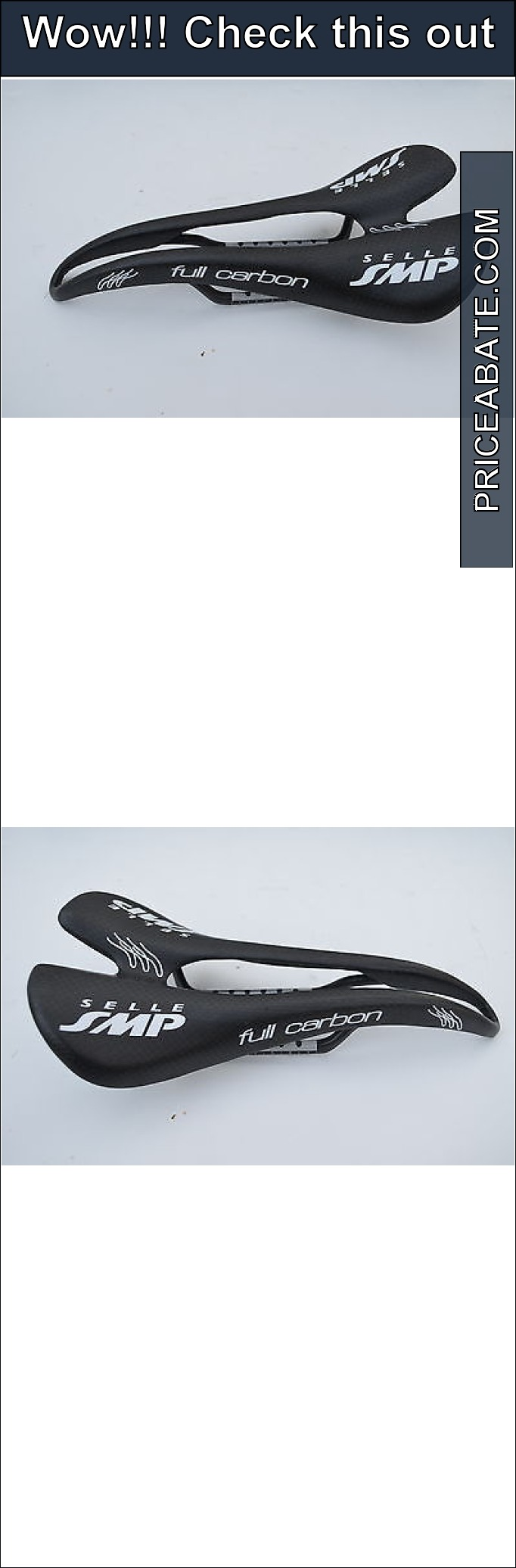 bicycle-parts: New, Selle SMP  Carbon Fiber MTB Road Bike Saddle Seat, Matte Black #Bicycle - New, Selle SMP  Carbon Fiber MTB Road Bike Saddle Seat, Matte Black...
