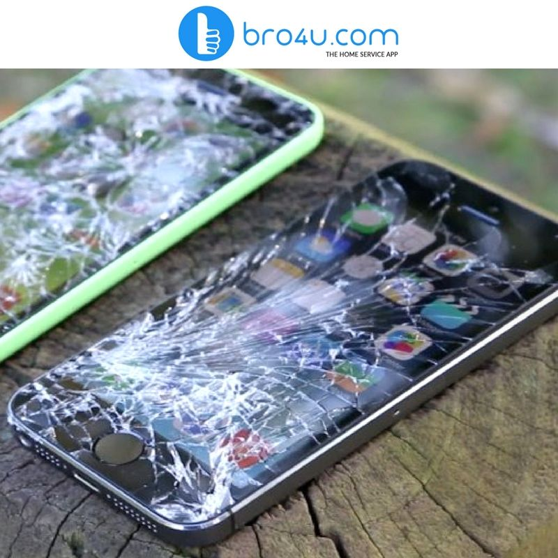 Mobile Repair service at Bro4u is the most convenient way