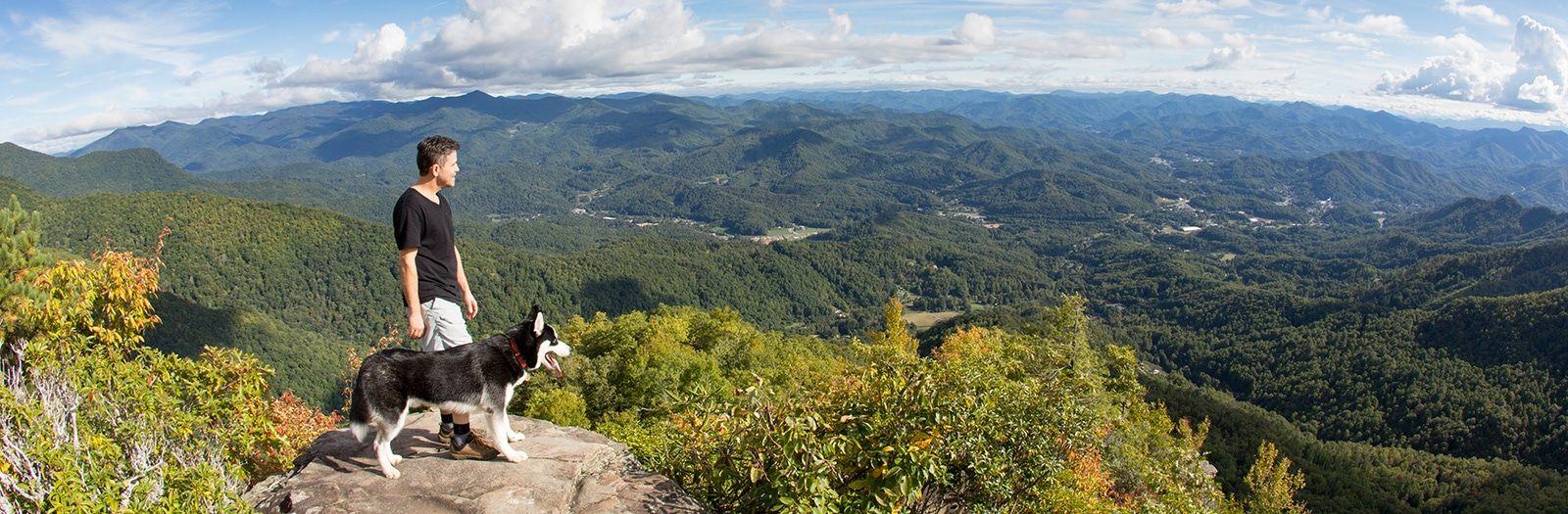 Pinnacle Park Trail Discover Jackson NC Park trails