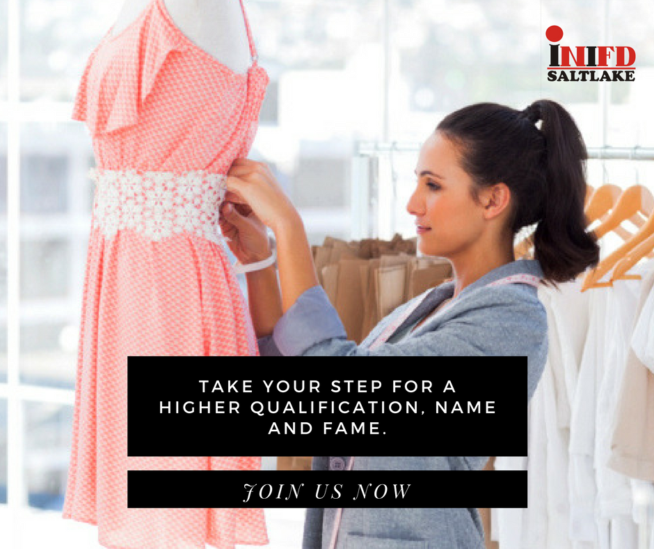 With A Reputed Fashion Design College In Kolkata You Learn How To Sketch Create Pattern Choose The Relevant Materials College Design Fashion Design Fashion