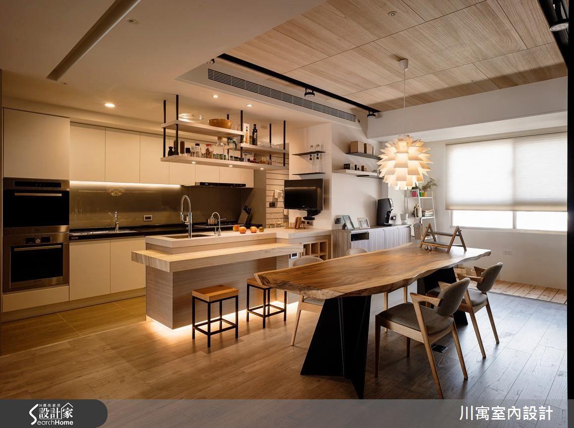 點亮美好生活 9種風格加分的居家照明規劃