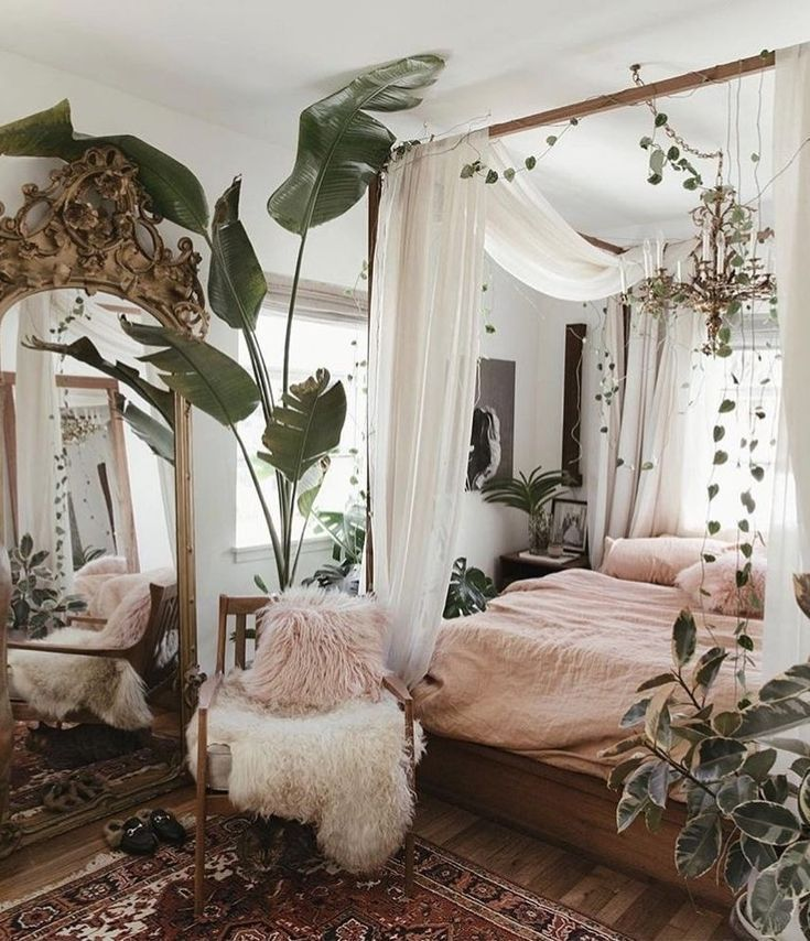 Boho Style Ideas for Bedroom Decors bohowohnen (mit
