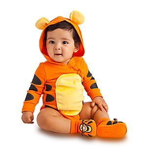 61ea55ab9 Tigger Disney Cuddly Bodysuit Costume Collection for Baby | Disney Store