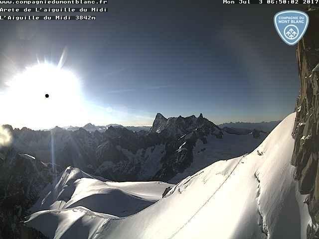 Wetter Webcam Chamonix-Mont-Blanc  Image