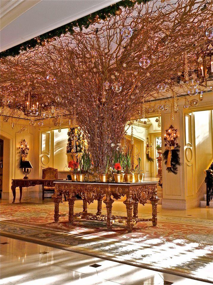 Ritz Carlton Christmas New Orleans Christmas