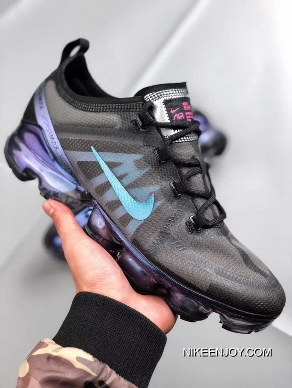 Nike Air VaporMax 2019 2019 Sneaker AR6631 001 Black Blue