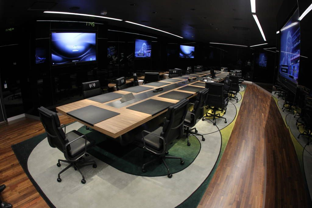 Oregons New Football Facility Is Completely Nuts Conference Rooms - Conference table football