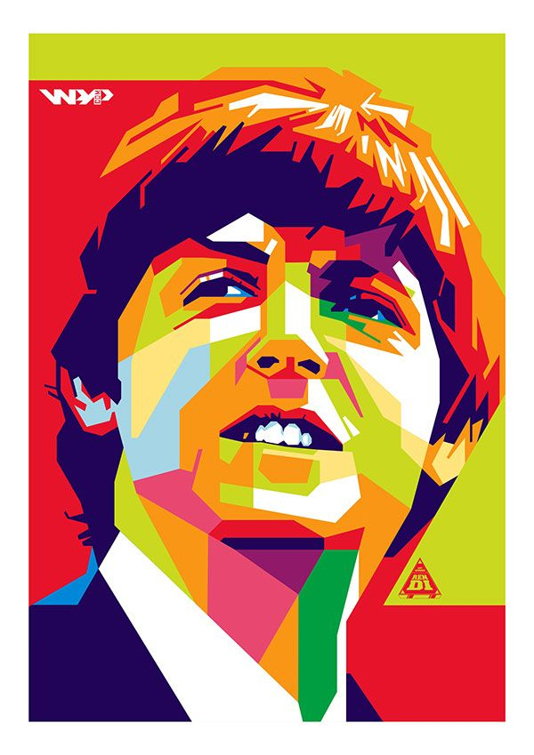 Paul McCartney on Behance