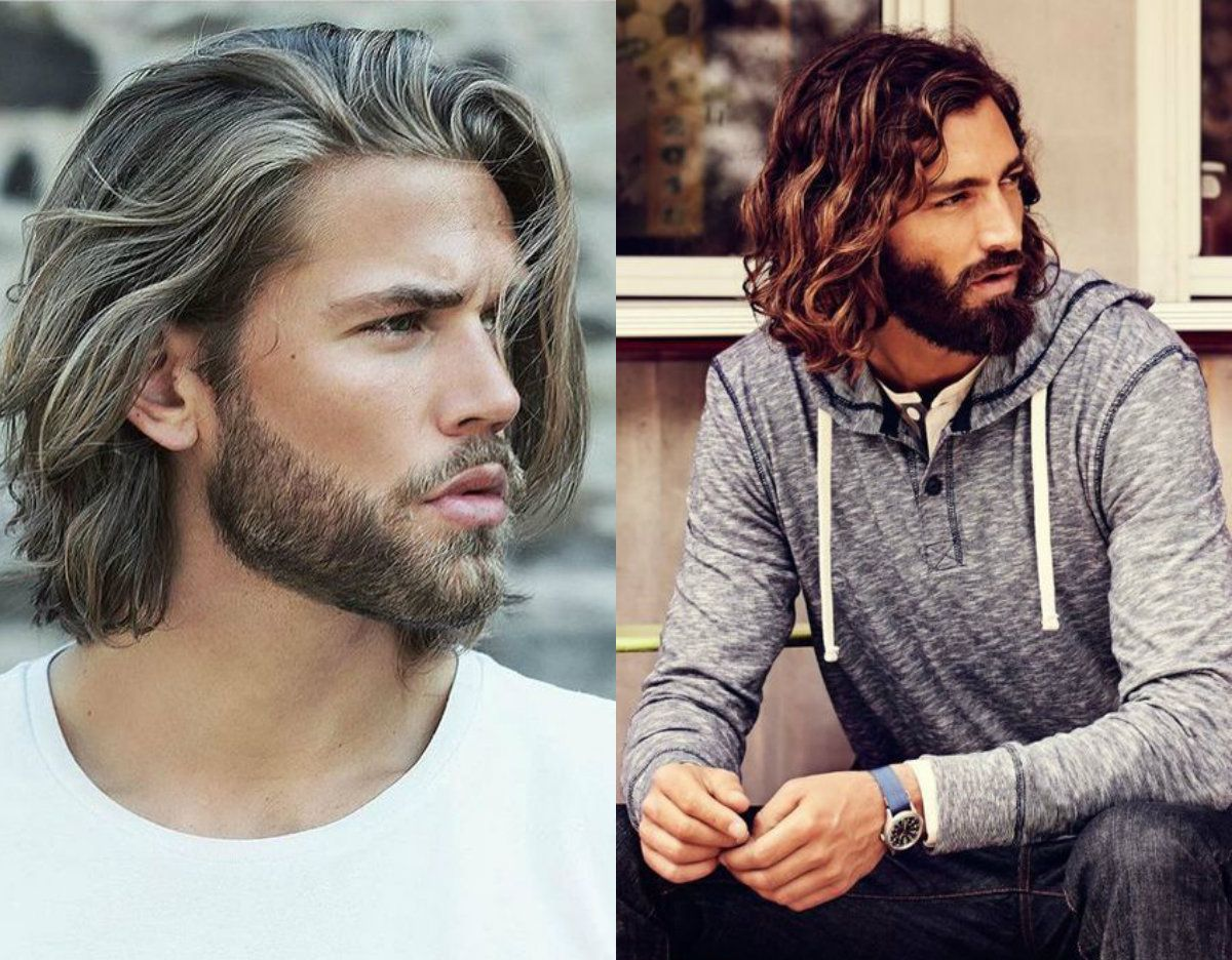 2017 Wavy Bob Hairstyles For Men Bobs Haircuts Haircuts For Men Cool Hairstyles For Men