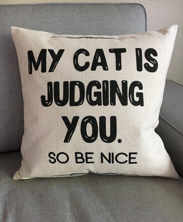 52 Cat Themed Home Decor Accessories Gifts For Cat Lovers Home Decor Accessories Cat Bedroom Cat Decor