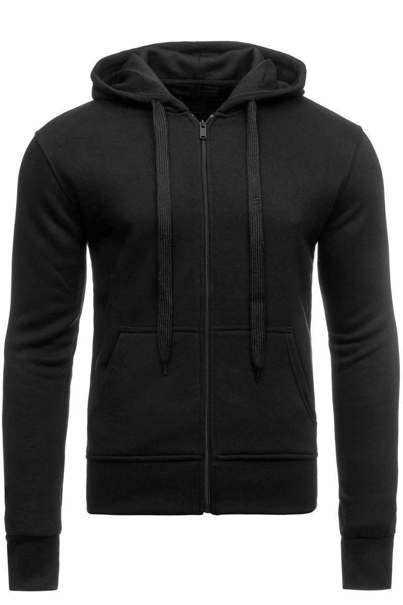 Stegol 50 Bluza Meska Czarna Ozonee Odziezowy Sklep Internetowy Hoodies Sweaters Fashion