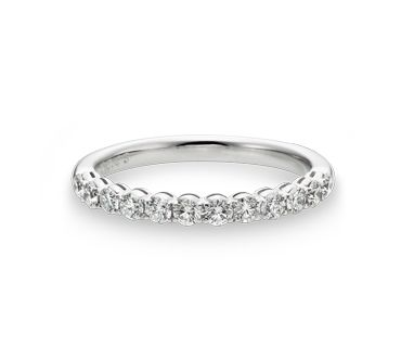 GINZA TANAKA BRIDAL|結婚指輪|Ladies Marriage ring, Half Eternity ring
