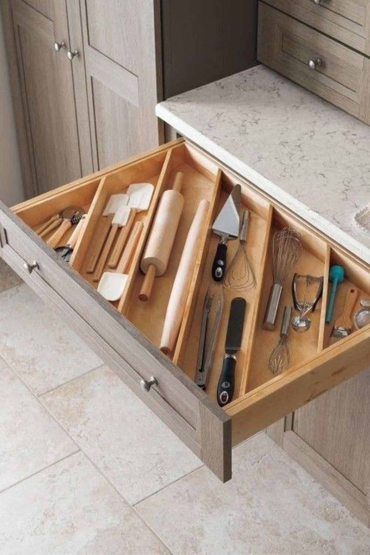 9 Secrets of an Organized Kitchen   By Taly Lindsey   Diy kitchen ...