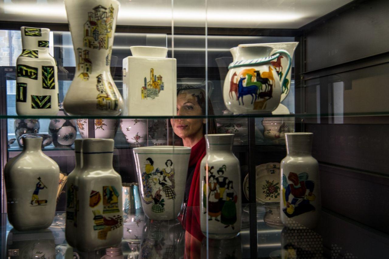 Museo Della Ceramica Di Deruta.Museo Regionale Della Ceramica Di Deruta Pg Il Museo