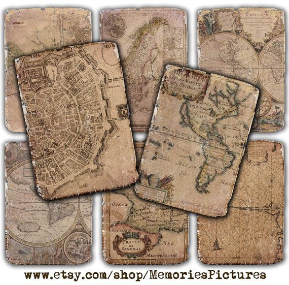 World map vintage antique 35 x 25 gift tags aceo cards world map vintage antique 35 x 25 gift tags aceo cards printable digital gumiabroncs Image collections