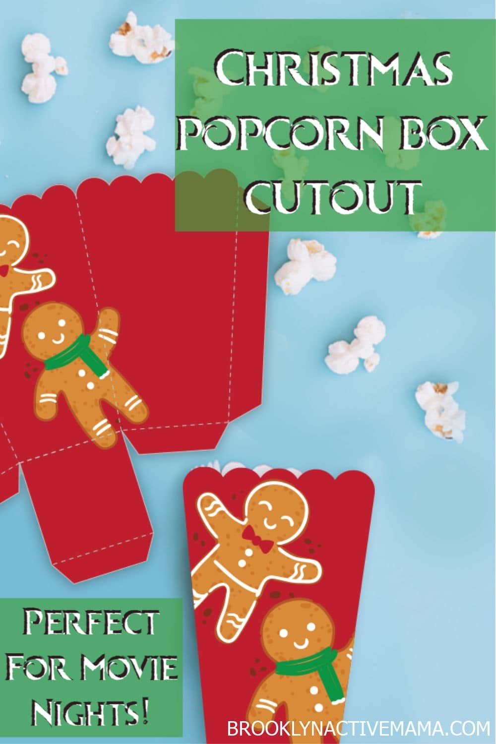 10 of the Best Christmas Movies for Kids on Netflix + A DIY Popcorn Box (With images) | Kids ...