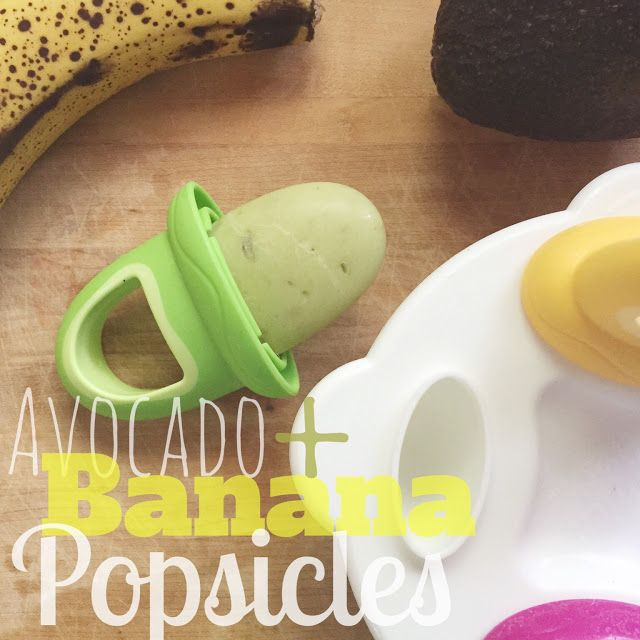 Baby Popsicles