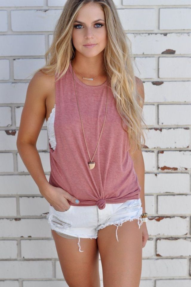 56 Ideas for chic and easy summer outfit – Page 2 of 5