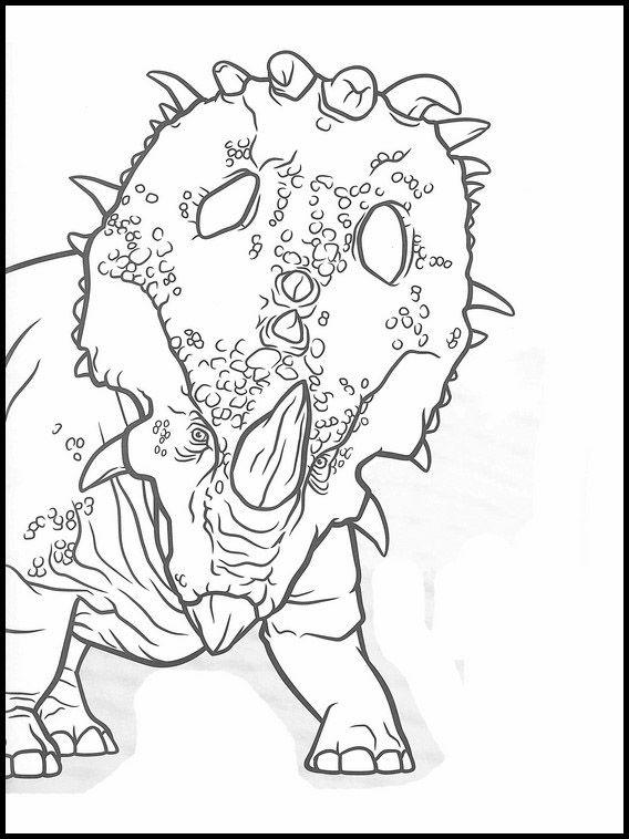 Jurassic World 13 dibujos faciles para dibujar para niños ...