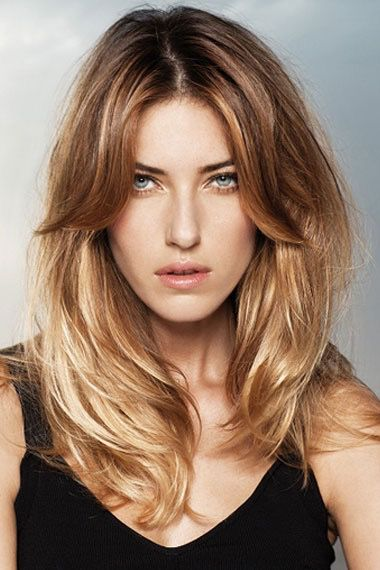 40 Hair Color Ideas That Are Perfectly On Point Long Layered