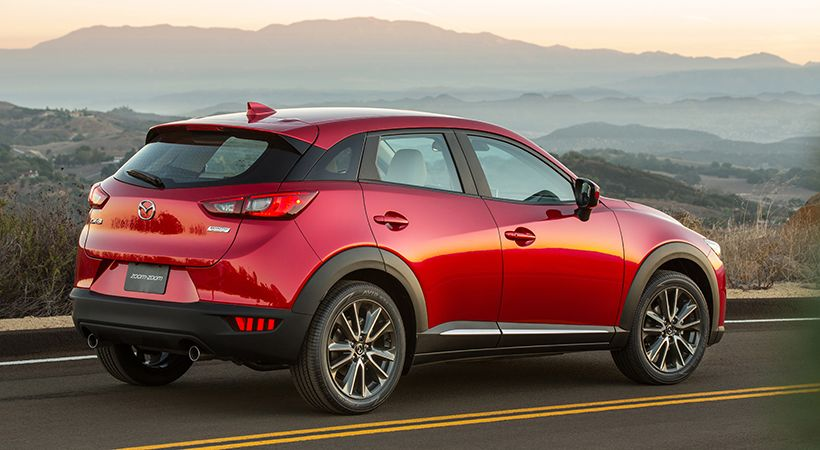 Mazda Cx 3 2016 Hasta 35 Millas Por Galón De Gasolina Http