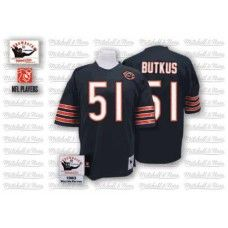 6bdf824f8 Shop for Official Mitchell And Ness Chicago Bears http    51 Dick Butkus