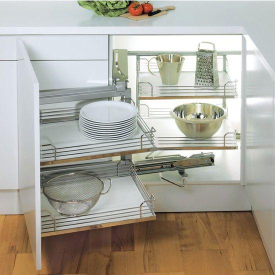 Best Hafele Magic Corner I For Use In Kitchen Blind Corner 400 x 300