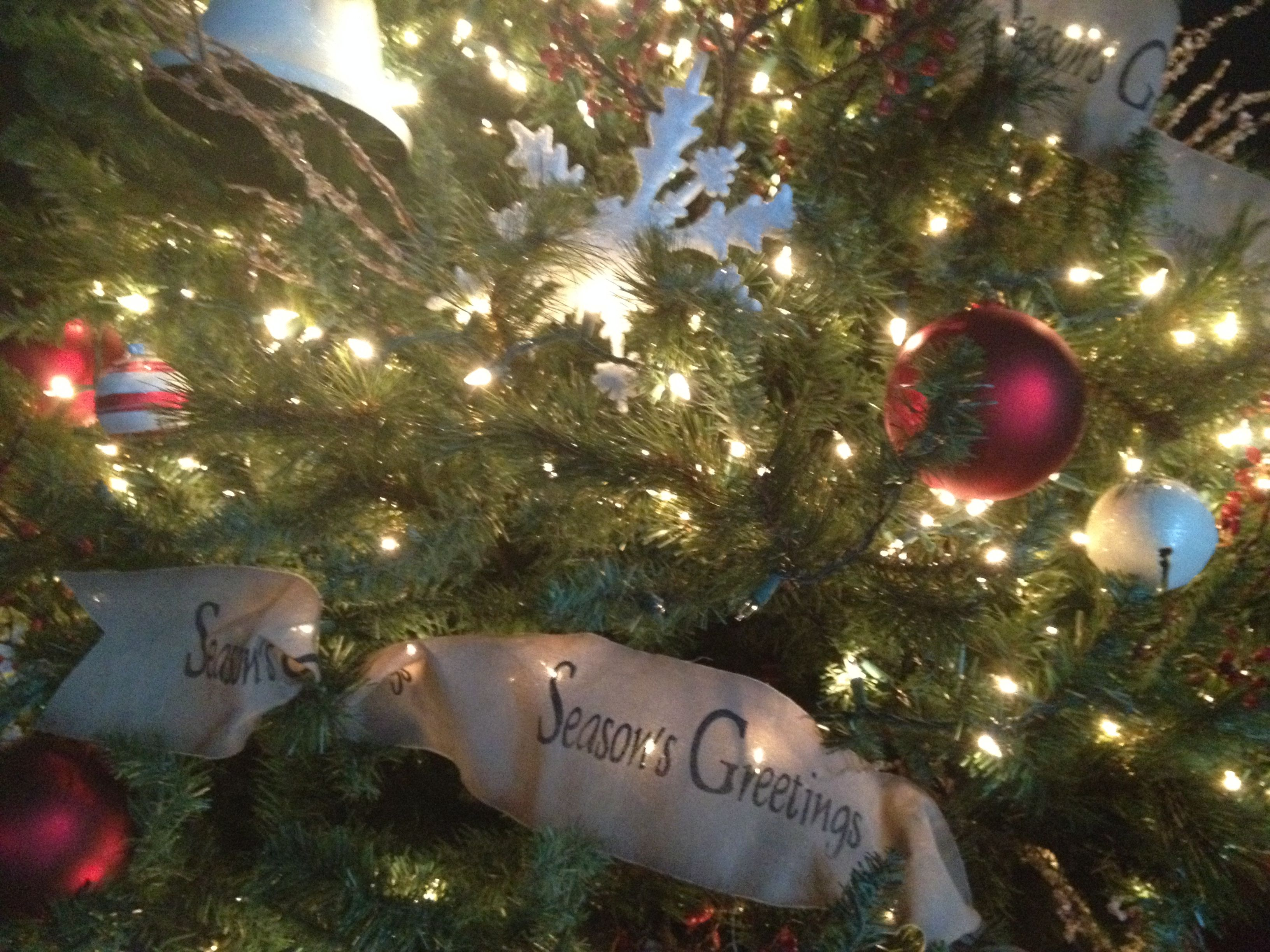 in our Guest Holiday decor, Christmas