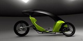 KANGAS DESIGN: Velomobile CAD