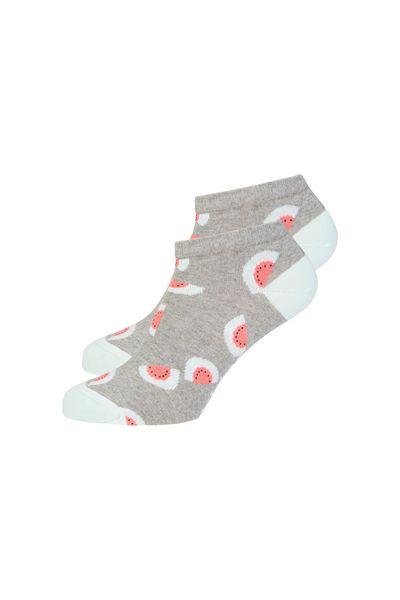 recolution Short Socks #Melon