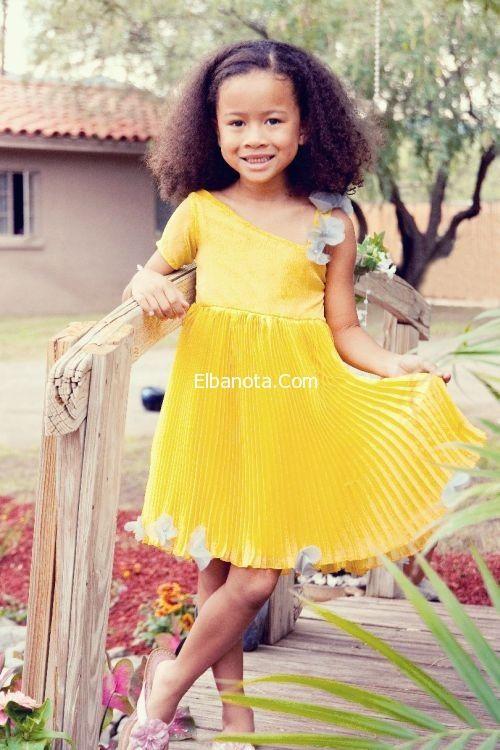 فساتين اطفال سواريه Dresses Fashion Summer Dresses