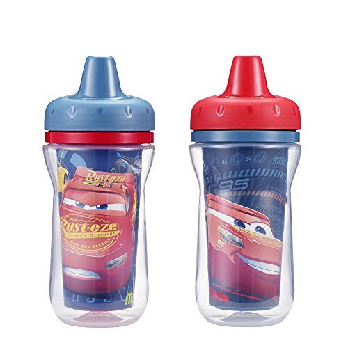 The First Years 2 Pack 9 Ounce Insulated Sippy Cup Cars Https Www Amazon Com Dp B000f7m82g Ref Cm Sw R Pi Dp X Qp8izbsx95sk7 Sippy Cup Baby Cups Sippy