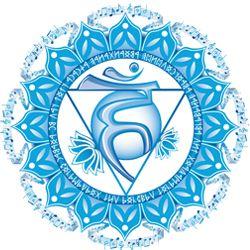 °throat chakra symbol  charka balancing  pinterest