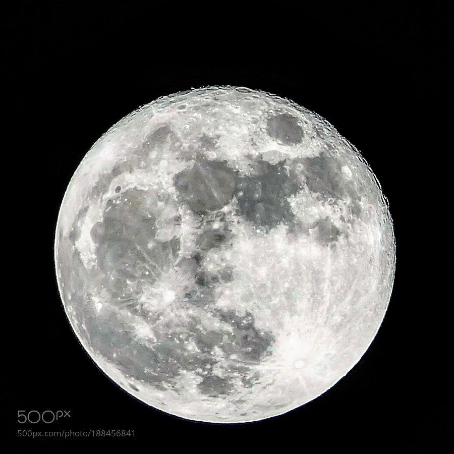 Mond am 14.12.16 by RolandJahnz